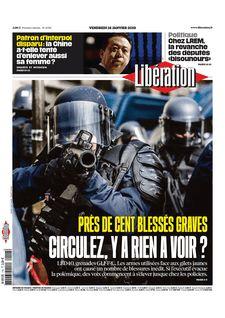 Libération du 18-01-2019 - Libération