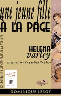 Lire : Une jeune fille à la page