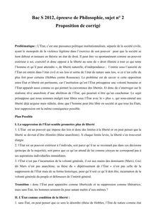 Bac 2012 S Philo sujet 2