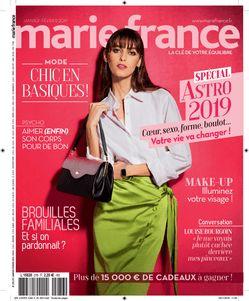 Marie France du 14-12-2018 - Marie France