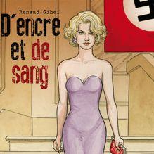 D'Encre et de Sang - 1 - D'Encre et de Sang de Gihef, Renaud - fiche descriptive