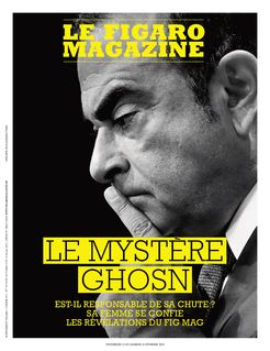 Le Figaro Magazine du 15-02-2019 - Le Figaro Magazine