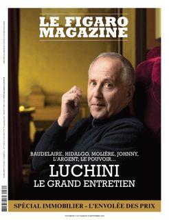 Le Figaro Magazine du 27-09-2019 - Le Figaro Magazine