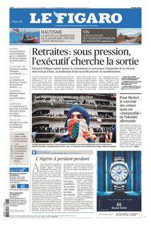 Le Figaro du 07-12-2019