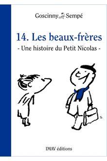 Les beaux-frères de René Goscinny, Jean-Jacques Sempé - fiche descriptive