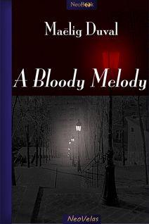 A Bloody melody de Maëlig Duval - fiche descriptive