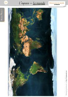 DDM CP/CE1 – L'espace : le monde - Séquence de découverte du monde Séquence Les monde_Annexes