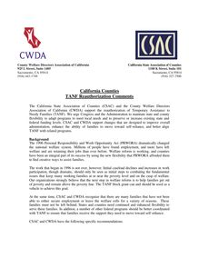 CWDA-CSAC Joint Comment to DHHS