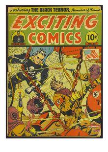 Exciting Comics 028 (54 of 64pgs) de  - fiche descriptive