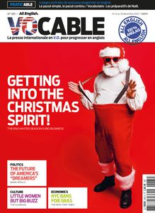 Magazine Vocable All English - Du 12 au 25 Décembre 2019