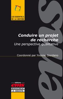Conduire un projet de recherche - Yvonne Giordano
