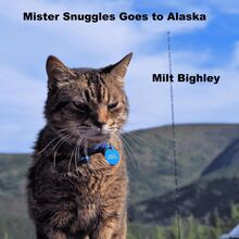 Mister Snuggles Goes to Alaska