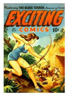 Exciting Comics 057 (paper) -JVJ de  - fiche descriptive