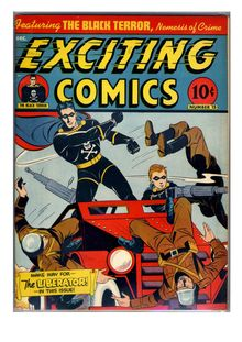 Exciting Comics 015 (66 of 68pgs) de  - fiche descriptive