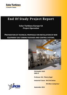 End Of Study Project Report