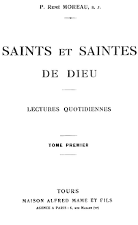Saints et saintes de Dieu (tome 1