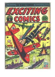 Exciting Comics 032 de  - fiche descriptive