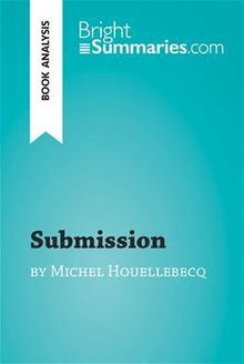 Submission by Michel Houellebecq (Book Analysis)