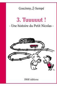Tuuuuut ! de Jean-Jacques Sempé, René Goscinny - fiche descriptive