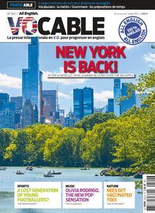 Magazine Vocable All English n°522 - Du 24 juin au 07 juillet 2021