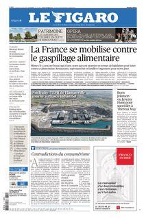 Le Figaro du 21-06-2019