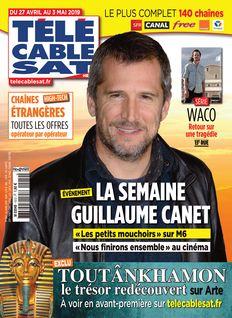 Télécâble Sat Hebdo du 25-04-2019