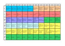 Bac STMG - Planning révisions