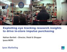 Exploiting eye tracking research insights to drive in-store im ...