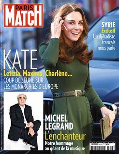Paris Match du 31-01-2019 - Paris Match