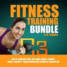 Fitness Training Bundle: 6 in 1 Bundle, TRX, Cardio, Hiit, Kettlebell, Yoga for Beginners, Running