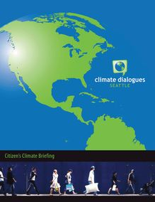 Citizen's Climate Briefing  - Climate dialogues Seattle