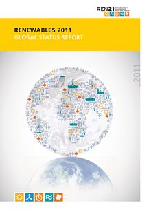 UNEP - Global trends in renewable energy investment 2011. Analysis of trends and issues in the financing of renewable energy. : REN21_2011