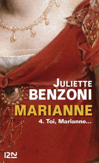 Marianne tome 4 - Juliette BENZONI