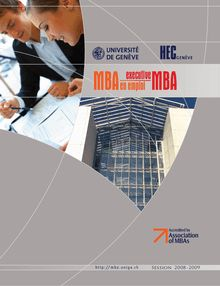 en emploi MBA executiveMBA
