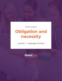Obligation and necessity