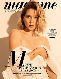 Le Figaro Madame du 02-11-2018 - Le Figaro Madame