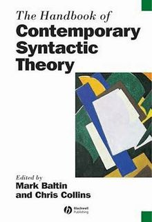 The Handbook of Contemporary Syntactic Theory