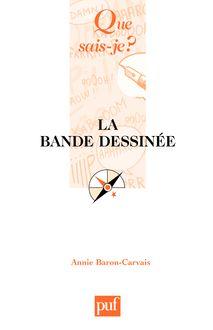 La bande dessinée de Annie Baron-Carvais - fiche descriptive
