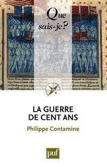 La guerre de Cent Ans de Philippe Contamine - fiche descriptive