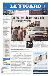 Le Figaro du 15-10-2019