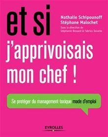 Et si j' apprivoisais mon chef  ! de Schipounoff Nathalie, Malochet Stéphane - fiche descriptive