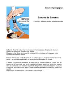 Bandes de savants