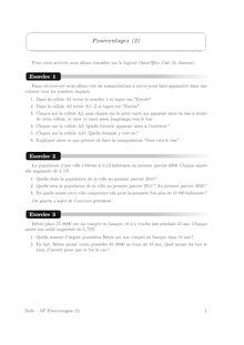 Accompagnement personnalisé, Probabilités Pourcentages (2)