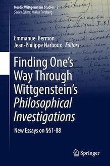 Finding One's Way Through Wittgenstein's Philosophical Investigations