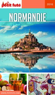 Normandie 2016 Petit Futé (avec cartes, photos + avis des lecteurs) de Jean-Paul Labourdette, Collectif, Dominique Auzias - fiche descriptive