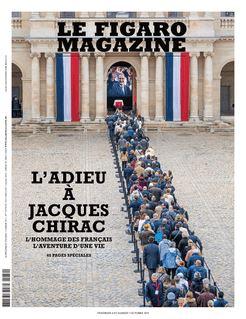 Le Figaro Magazine du 04-10-2019 - Le Figaro Magazine