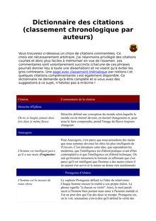 Sujet de Dissertation Philosophie Corrigé Gratuit PDF - exercours