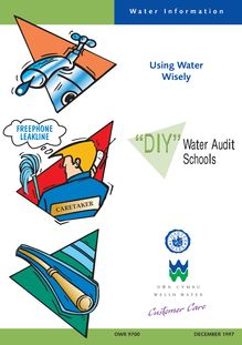 DIY Water Audit (Schools)