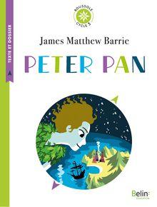 Peter Pan de Erwann Surcouf, James Matthew - fiche descriptive