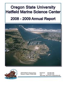 Oregon State University Hatfield Marine Science Center